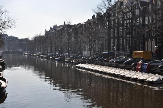 boats amsterdam