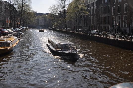 boat amsterdam
