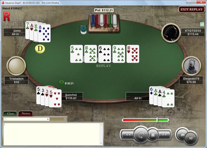 Покер хуйня ебаная
