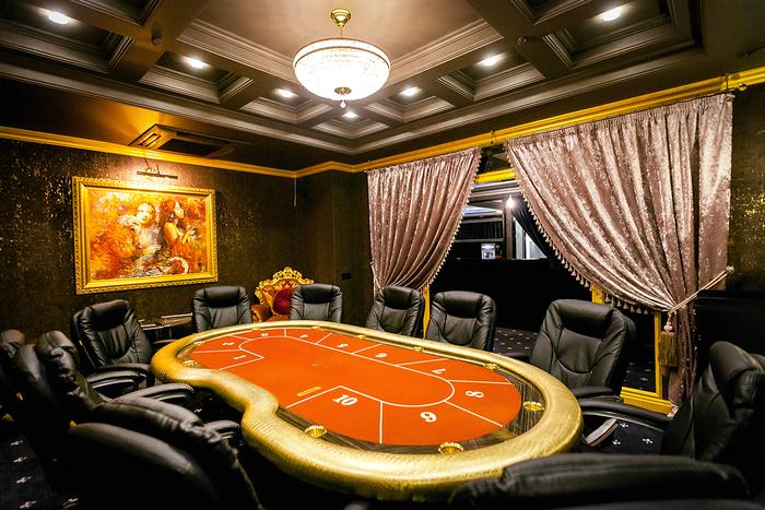 Дизайн казино