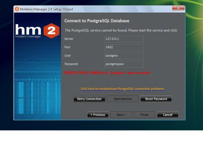 Создание пользователя Holdem Manager 2. Прежде чем пользоваться программой,