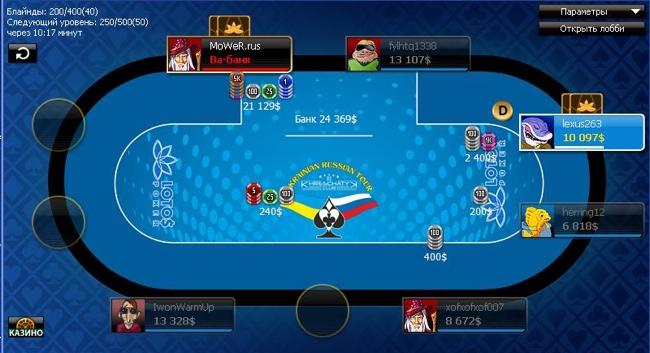 URT 2014 Qualifier