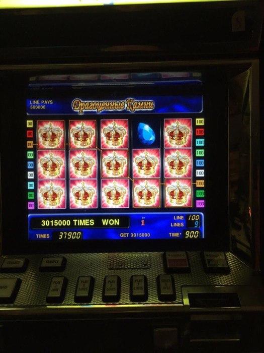 как выпадает джекпот в казино